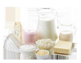 Anwendungsbereich Milchprodukte Megaplast Verpackungsinnovation