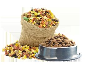 Anwendungsbereich Tierfutter Megaplast Verpackungsinnovation